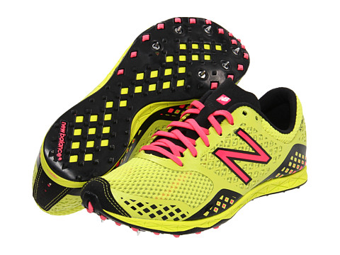 Adidasi New Balance - W900XC (Spike) - Yellow