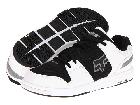 Adidasi Fox - Motion Eclipse - White/Black/Grey