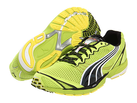Adidasi PUMA - Complete SLX Fuujin J - Lime Punch/Black/Fluo Yellow