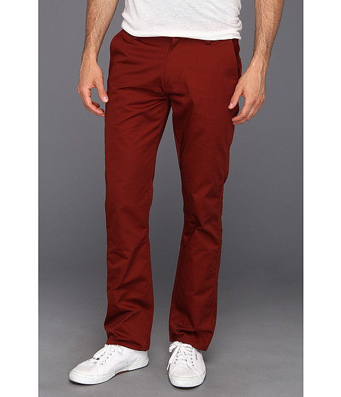 Pantaloni Element - Howland Chino Pant - Mahogany