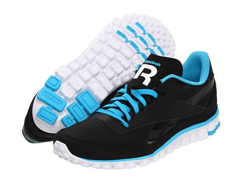 Adidasi Reebok - Aztec Flex Racer - Black/Buzz Blue/White