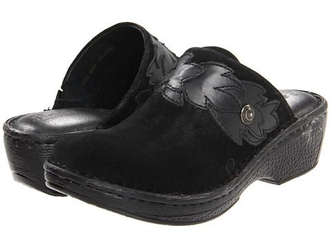 Sandale Born - Pittina - Black Suede