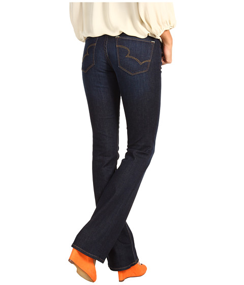 Blugi Big Star - Remy Low Rise Bootcut Jean in Olympia Dark - Olympic Dark
