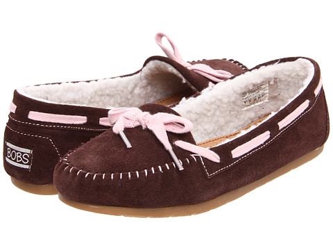Adidasi SKECHERS - Bobs Lux - Hugs & Kisses - Chocolate