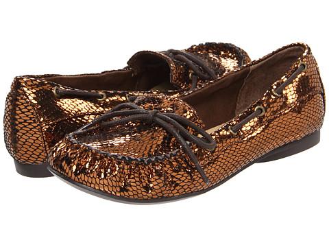 Pantofi Chinese Laundry - Marlow - Bronze Western Snake