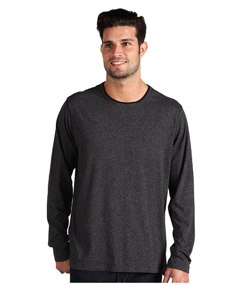 Bluze Robert Graham - Crown Crew Neck Shirt - Black