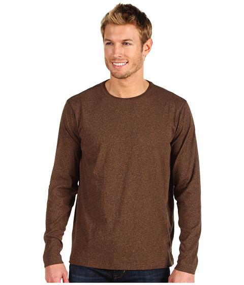 Bluze Robert Graham - Crown Crew Neck Shirt - Brown