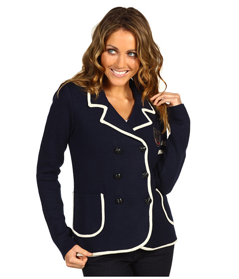 Sacouri Juicy Couture - Double Breasted L/S Blazer - Regal