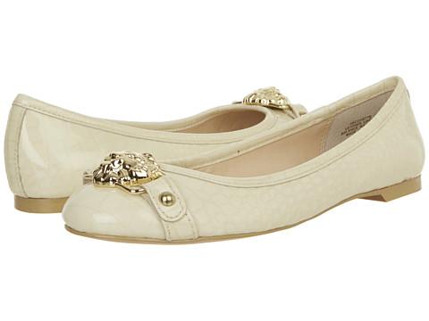 Balerini Anne Klein - Cosette - Ivory Patent