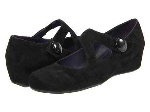 Pantofi Vaneli - Matro - Black Suede