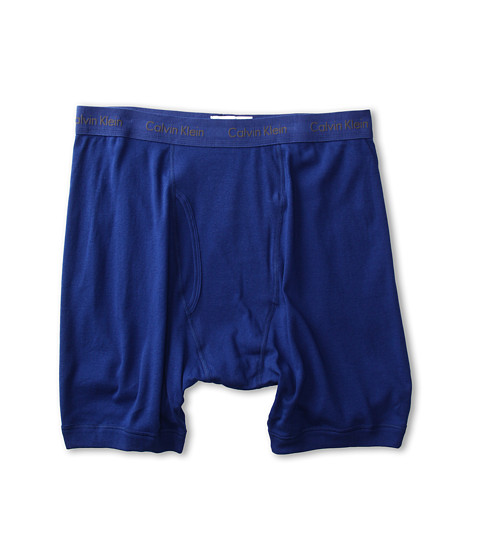Lenjerie Calvin Klein - Big & Tall Tall Boxer Brief U3282 - Blue Depths
