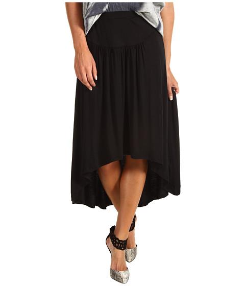 Fuste Ella Moss - Bella Hi-Lo Skirt - Black