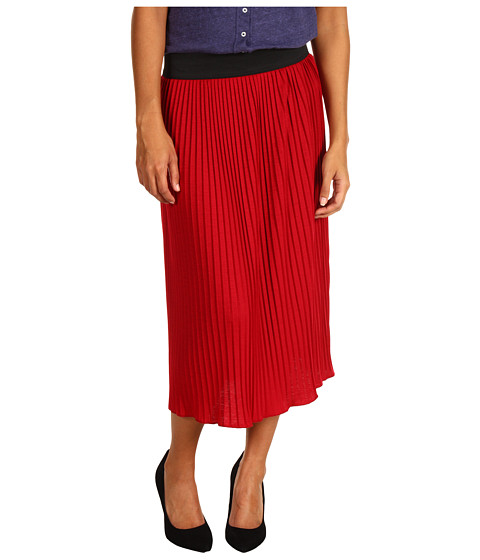 Pantaloni Gabriella Rocha - Hilly Pleated Skirt - Red