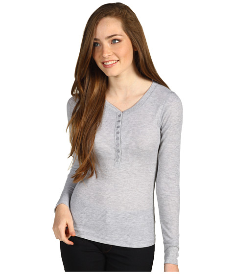 Bluze Gabriella Rocha - Ela Thermal Top - Grey