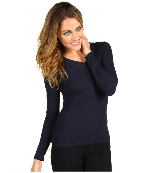 Tricouri Gabriella Rocha - Ela Thermal Top - Navy