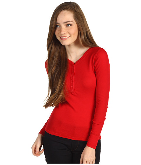 Bluze Gabriella Rocha - Ela Thermal Top - Red