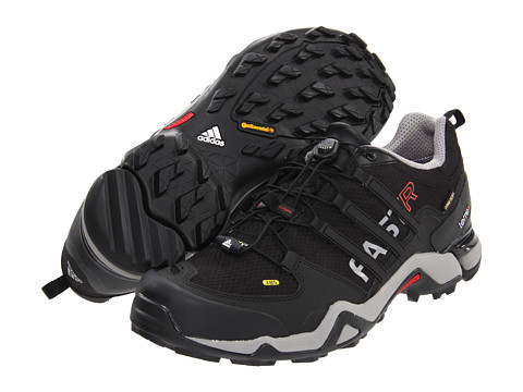 Adidasi adidas - Terrex Fast R GORE-TEX® - Black/Black/Core Energy