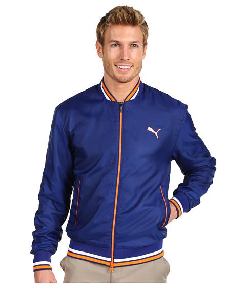 Jachete PUMA - Golf Jacket - Blue Depths