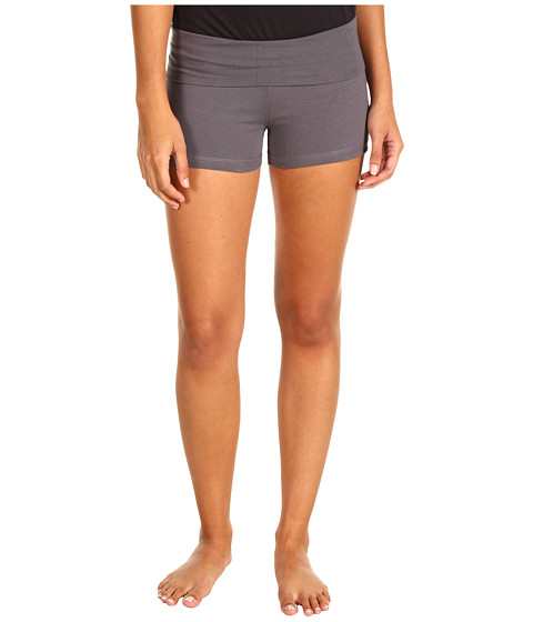 Pantaloni Gabriella Rocha - Lisaa Yoga Short - Dark Grey