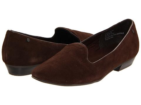 Pantofi Bass - Hollis - Cocoa Cow Suede