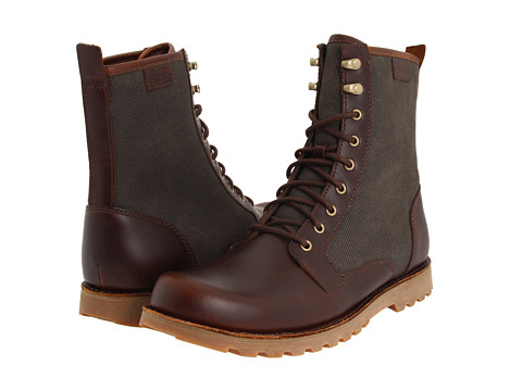 Ghete UGG - Montgomry - Chestnut Leather