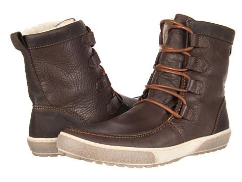 Ghete Steve Madden - Summitt - Brown Leather