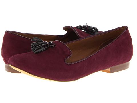 Pantofi Steve Madden - Chaufur - Burgundy Suede