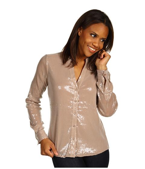 Tricouri Calvin Klein - Sequin Blouse - Blush