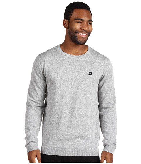 Bluze DC - Sabotage 2 Sweater - Heather Grey
