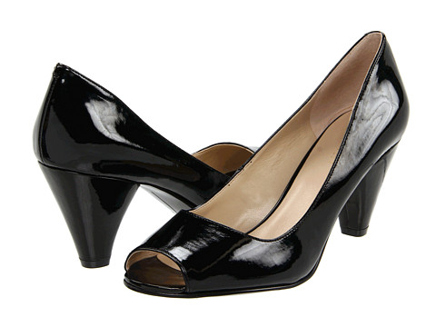 Pantofi Nine West - FallHard - Black Synthetic