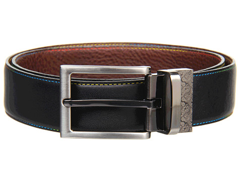 Sepci Robert Graham - Vittorio Belt - Black to Brown