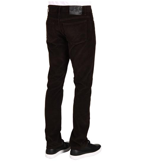 Pantaloni John Varvatos - Bowery Fit Washed Cord - Chocolate