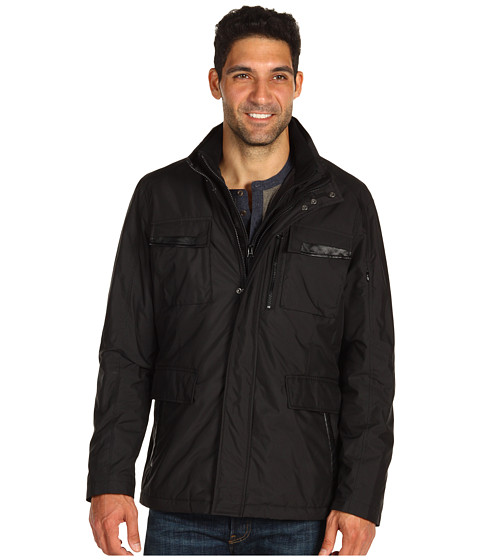 Jachete Cole Haan - Sporty Rain Jacket - Black