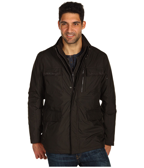 Jachete Cole Haan - Sporty Rain Jacket - Peat