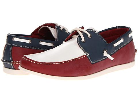 Pantofi Steve Madden - M-Gamer - Red/White/Blue