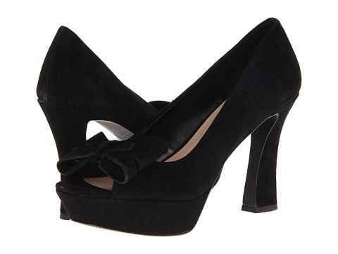 Pantofi Franco Sarto - Keen - Black Suede
