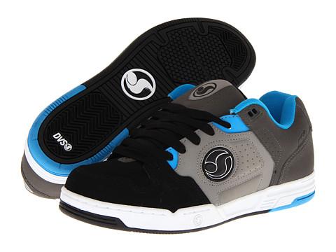 Adidasi DVS Shoe Company - Havoc - Black/Grey Nubuck
