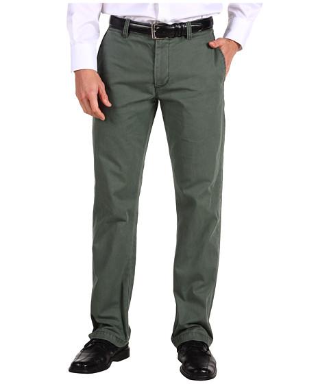 Pantaloni Dockers - Broken In Khaki Slim Straight Fit Flat Front - Wild Fern