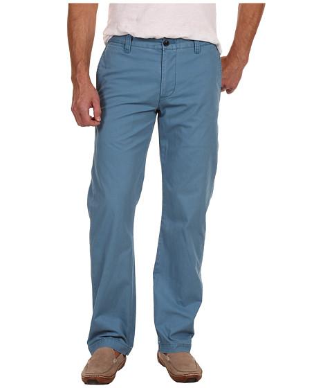 Pantaloni Dockers - Broken In Khaki Slim Straight Fit Flat Front - Blue Cove