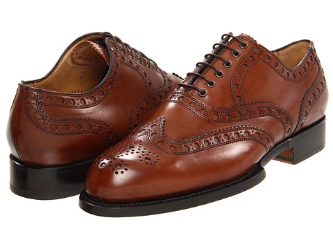 Pantofi Cole Haan - Air Trafton Oxford - British Tan