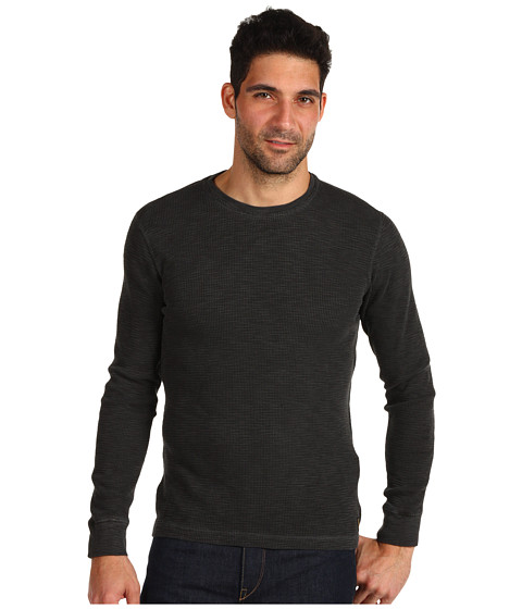 Bluze Lucky Brand - Lived-In Thermal - Holiday Black