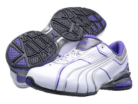 Adidasi PUMA - Cell Tolero 3 Wn\s - White/Liberty Blue/Aged Silver