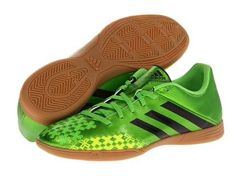Adidasi adidas - Predito LZ IN - Ray Green/Black/Electricity