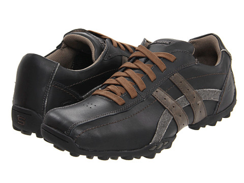 Adidasi SKECHERS - Talus - Burk - Black/Charcoal