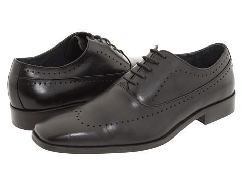 Pantofi Calvin Klein - Glover - Black Calf