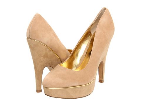 Pantofi Charles David - Helix - Latte Suede