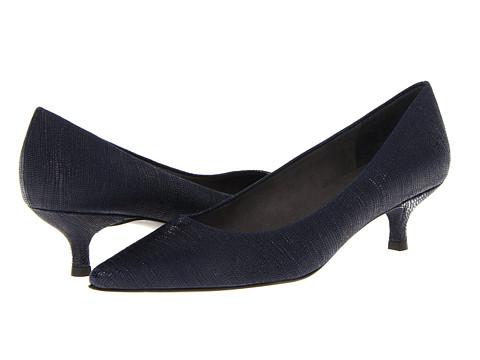 Pantofi Stuart Weitzman - Poco - Navy Lizette