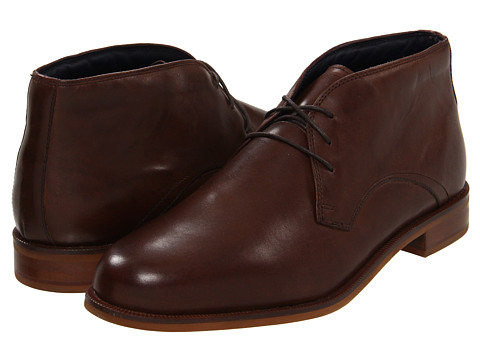 Ghete Cole Haan - Carter Chukka - Dark Brown