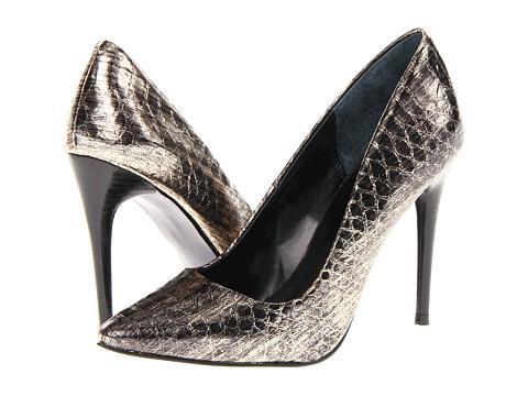 Pantofi Donald J Pliner - TNEAL - Black Pewter Print