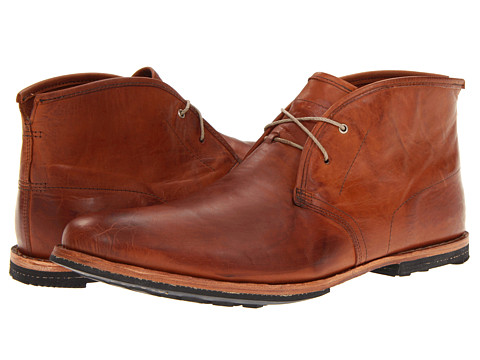 Ghete Timberland - Wodehouse Plain Toe Chukka - Light Brown Oiled